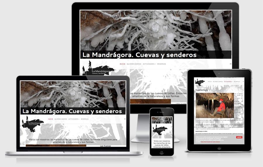 cuevaslamandragora.com