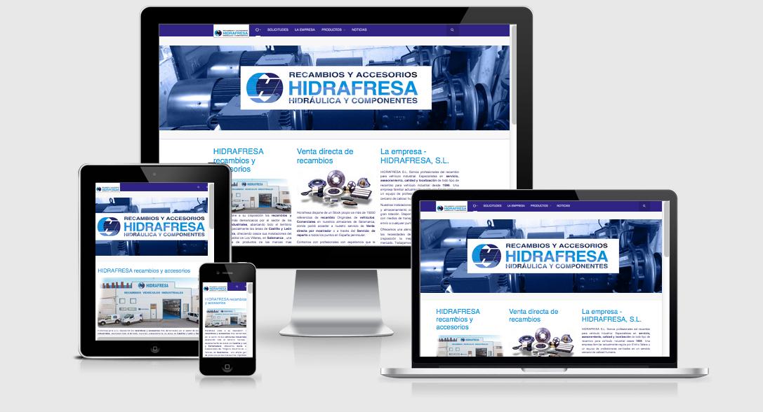 Hidrafresa.com