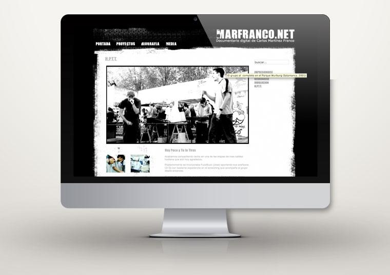 Marfranco.net
