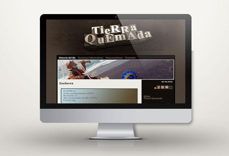 Tierraquemada.net