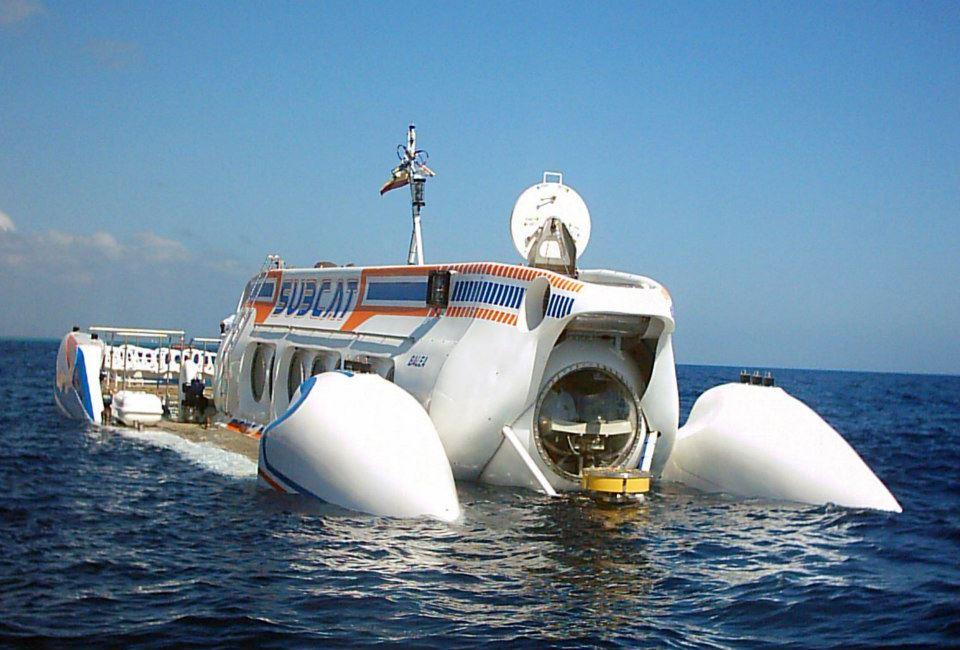 Rotulación de submarinos